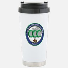 Alumni blue/green Travel Mug
