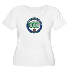 Alumni blue/green T-Shirt
