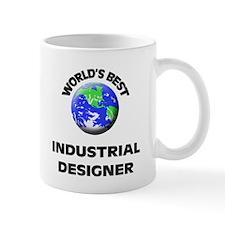 World's Best Industrial Designer Mug