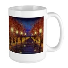 Evening Promenade Mug