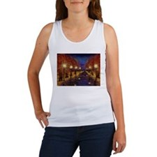 Evening Promenade Women's Tank Top