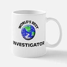 World's Best Investigator Mug
