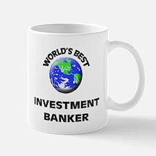 World's Best Investment Banker Mug