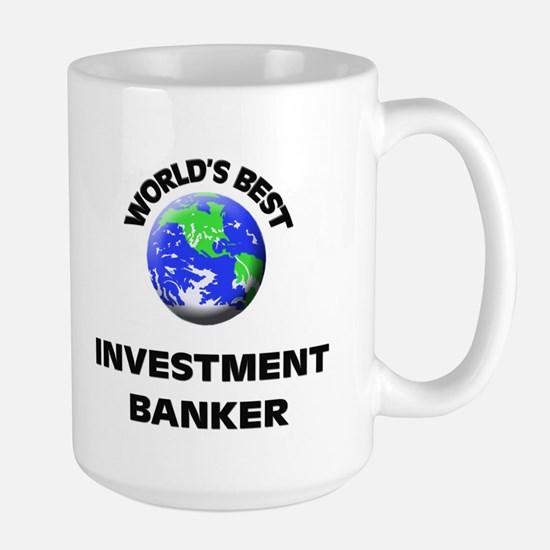 World's Best Investment Banker Mug