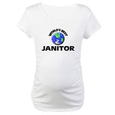World's Best Janitor Shirt