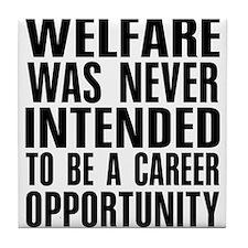 Welfare Tile Coaster