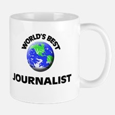 World's Best Journalist Mug
