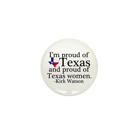 Texas Women Pride Mini Button (10 pack)