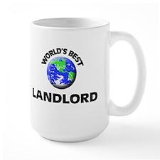 World's Best Landlord Mug