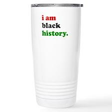 I Am Black History Travel Mug