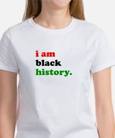 I Am Black History T-Shirt