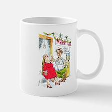 Nerd Mistletoe Mug