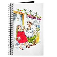 Nerd Mistletoe Journal