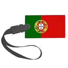 Flag of Portugal Luggage Tag