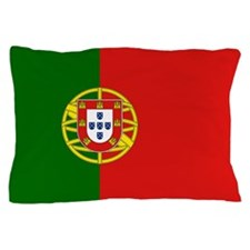 Flag of Portugal Pillow Case