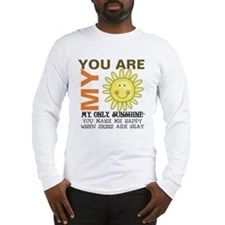You Are My Sunshine Long Sleeve T-Shirt