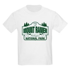 Mt Ranier NP T-Shirt