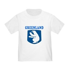 Greenland Coat Of Arms Designs T