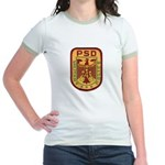 230th MP Company Jr. Ringer T-Shirt