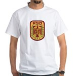 230th MP Company White T-Shirt