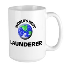 World's Best Launderer Mug