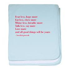 swedish-proverb-bod-burg baby blanket