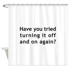Have You Tried... Shower Curtain