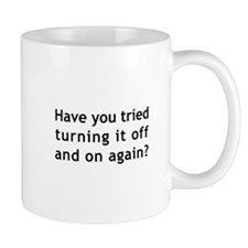 Have You Tried... Small Mugs