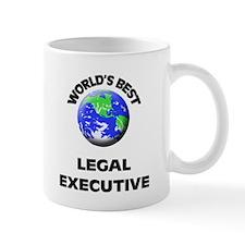 World's Best Legal Executive Mug