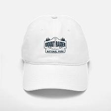 Mt Ranier NP Baseball Baseball Cap