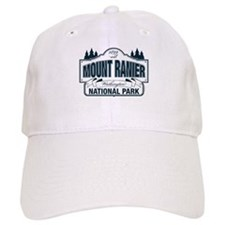 Mt Ranier NP Baseball Cap