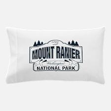 Mt Ranier NP Pillow Case