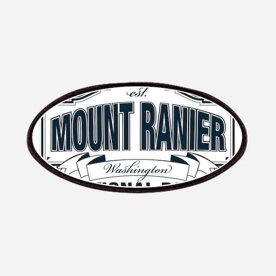 Mt Ranier NP Patches
