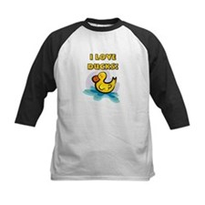 I Love Ducks Tee