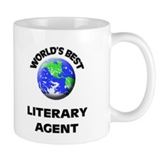 World's Best Literary Agent Mug