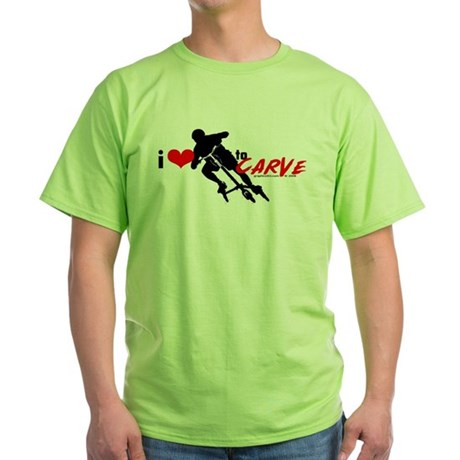 i (heart) to CARVE T-Shirt
