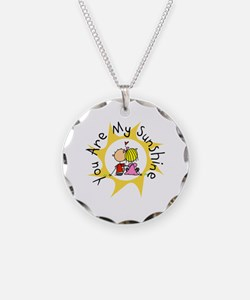 In Love You Are My Sunshine Necklace