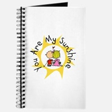 In Love You Are My Sunshine Journal