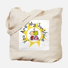 In Love You Are My Sunshine Tote Bag