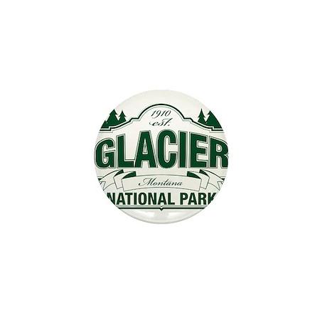 Glacier National Park Mini Button (100 pack)