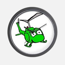 UH-1 Wall Clock