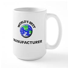 World's Best Manufacturer Mug