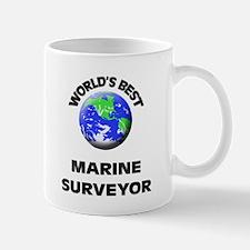 World's Best Marine Surveyor Mug