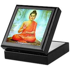 Big Buddha Keepsake Box