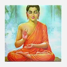 Big Buddha Tile Coaster