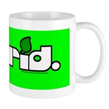 HYBRID - Logo on color Mug