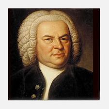 Johann Sebastian Bach Tile Coaster
