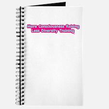 More Consciousness Raising Journal