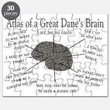 Atlas of a great danes brain Puzzle