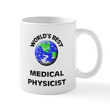 World's Best Medical Physicist Mug